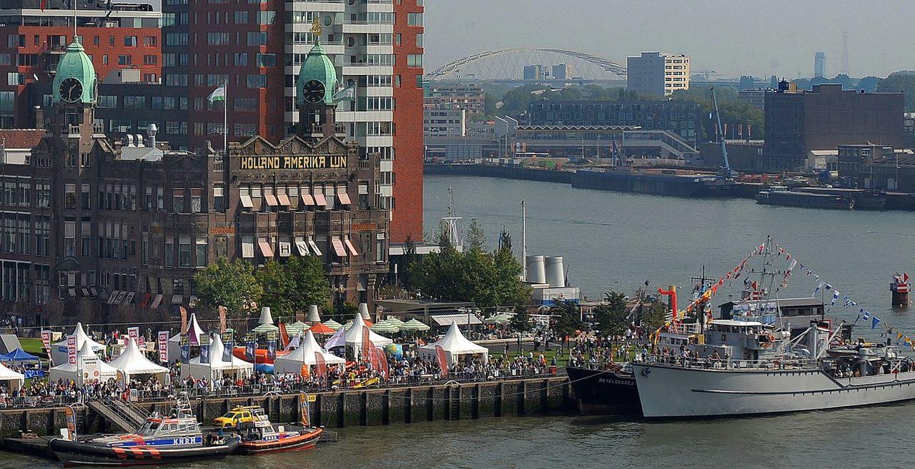 Foto's Wereldhavendagen Rotterdam