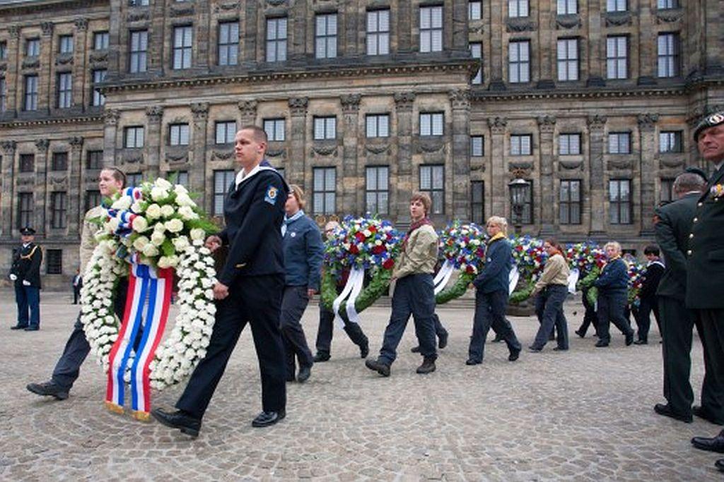 Foto's Nationale 4 mei herdenking