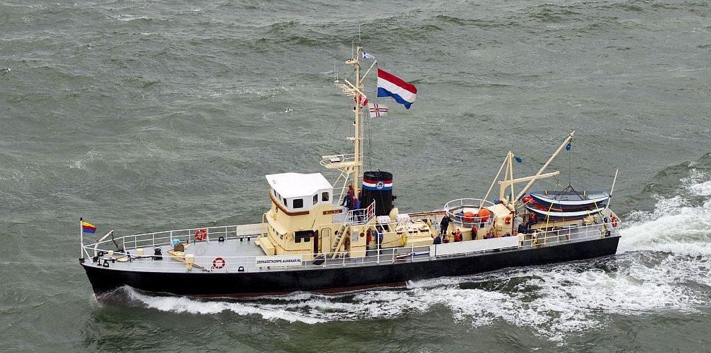 De Bulgia van het Zeekadetkorps Alkmaar