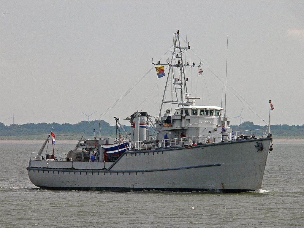 De Naarden van het Zeekadetkorps Delfzijl