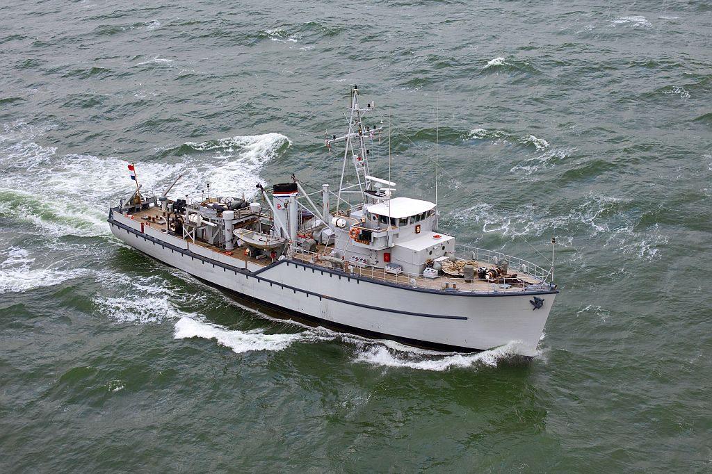 De Sittard van Zeekadetkorps Harlingen