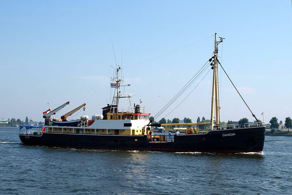 De Zaandam van Zeekadetkorps IJmond