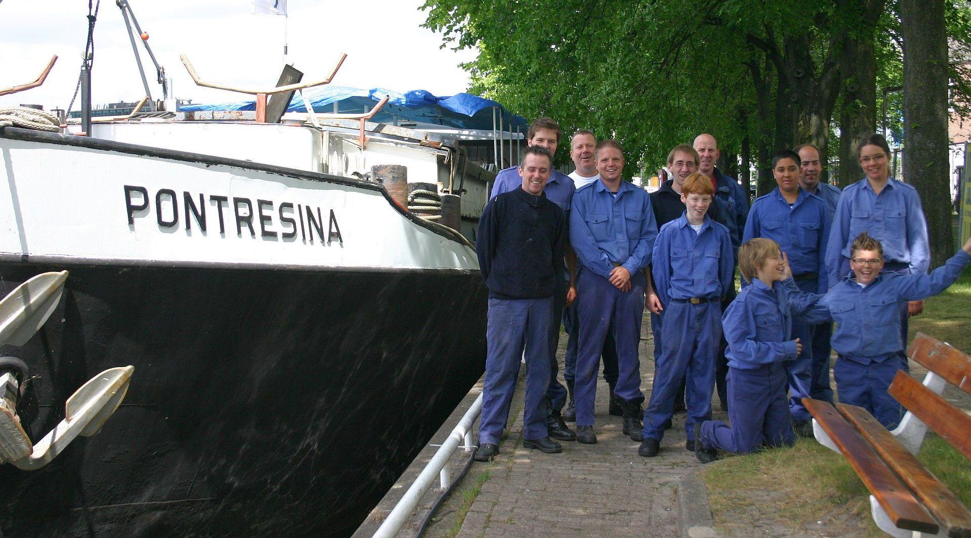 De Amsterdamse Zeekadetten