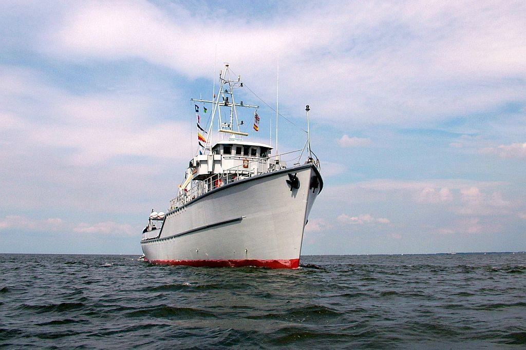 De Roermond van het Zeekadetkorps Lemmer