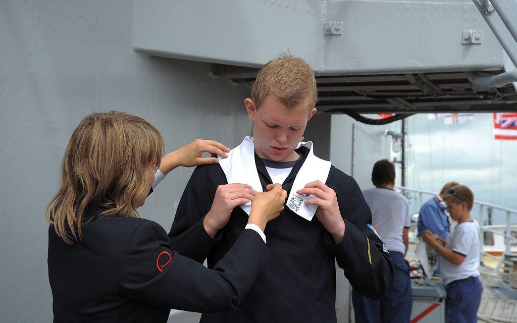 Aanschaf uniformkleding