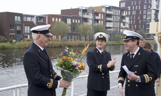 Alweer een oudste Zeekadet van Nederland