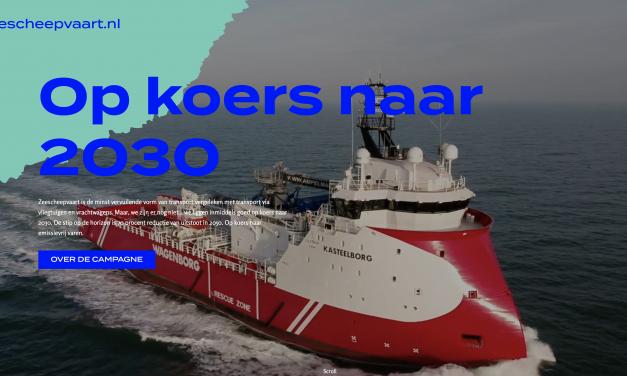 Zichtbaarheid Zeescheepvaart