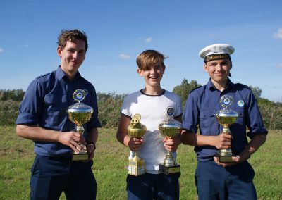 De prijswinnaars van de 19e Foppencup