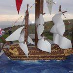 Trafalgar Night viering bij de Britse Sea Cadets