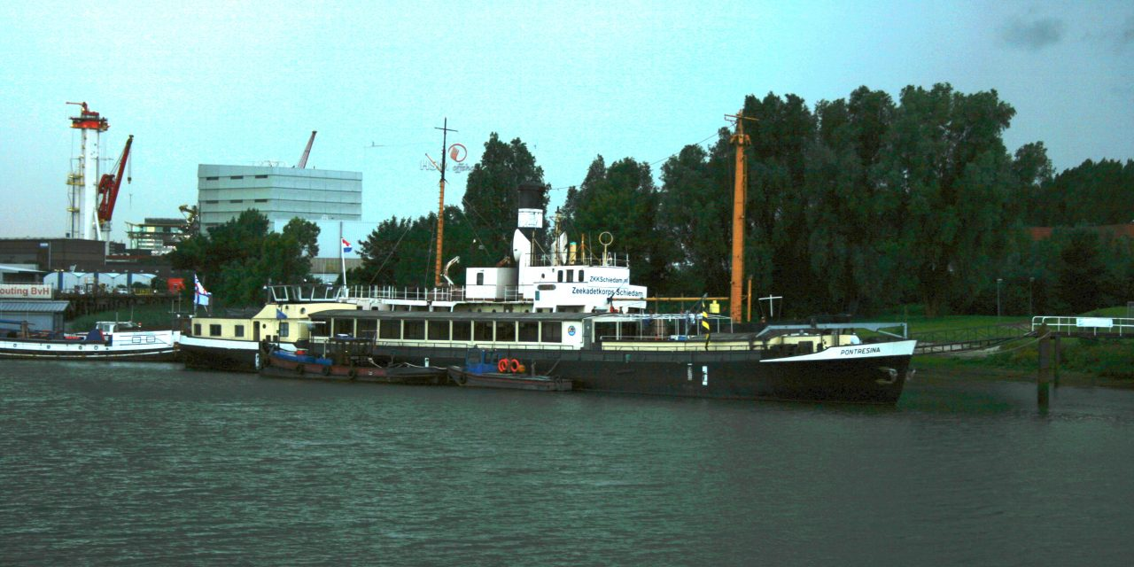 Pontresina in Schiedam