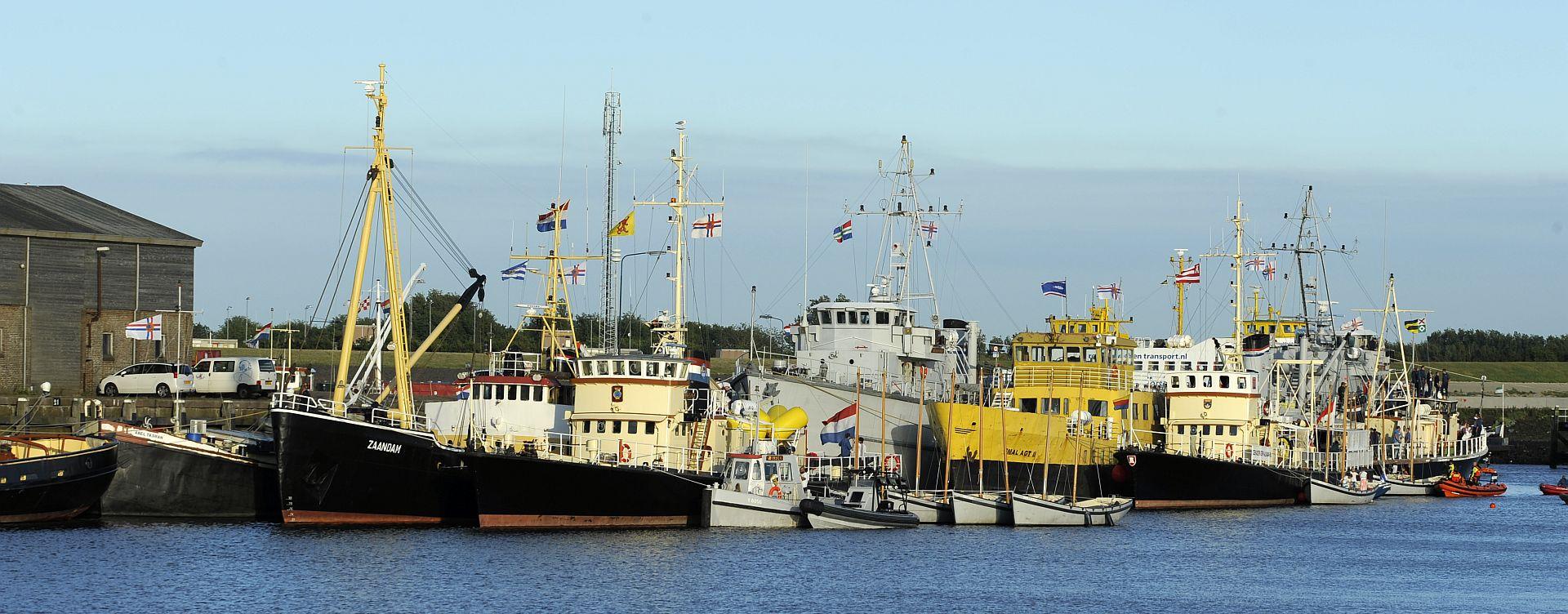 Schepen van het Zeekadetkorps Nederland
