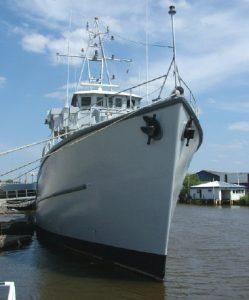 Open schip Lemmer i.s.m. KNRM