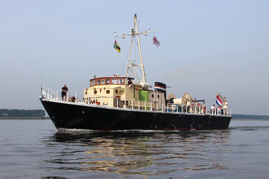 De Van Versendaal van het Zeekadetkorps Moerdijk