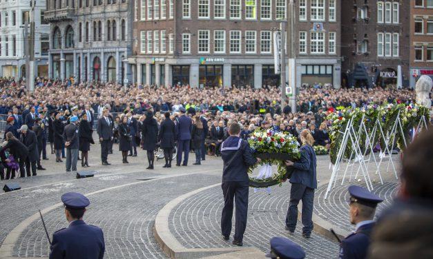 4 mei herdenking Amsterdam
