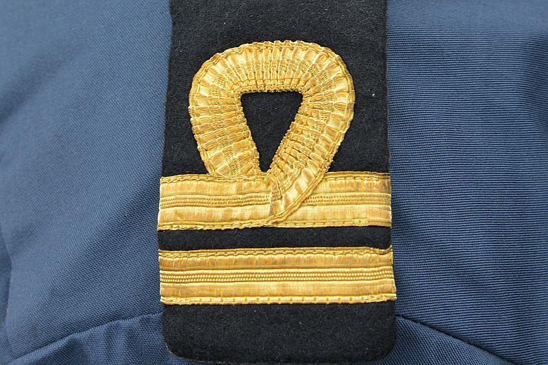 Officier 2e klasse oudste catagorie