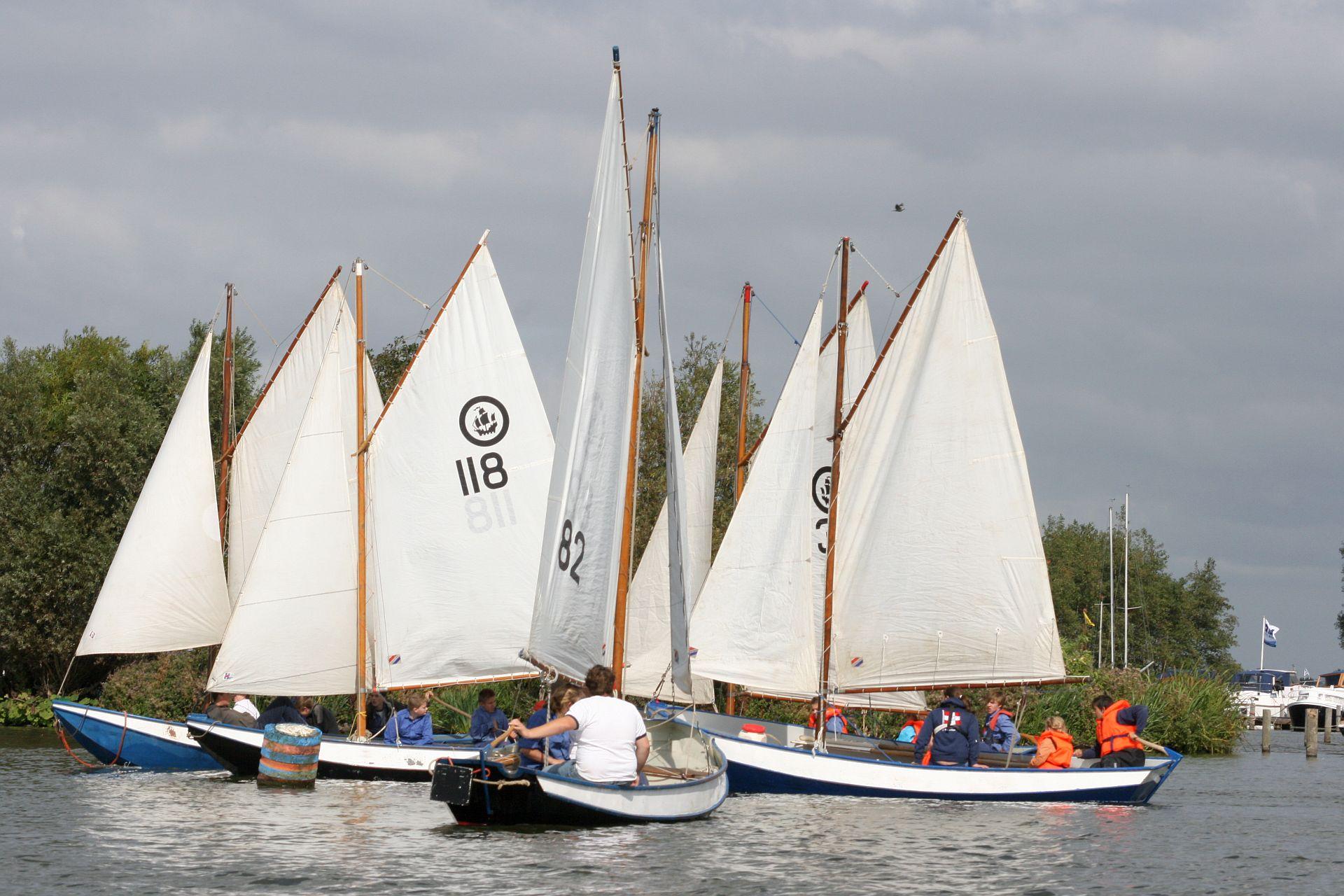 Foppencup regatta