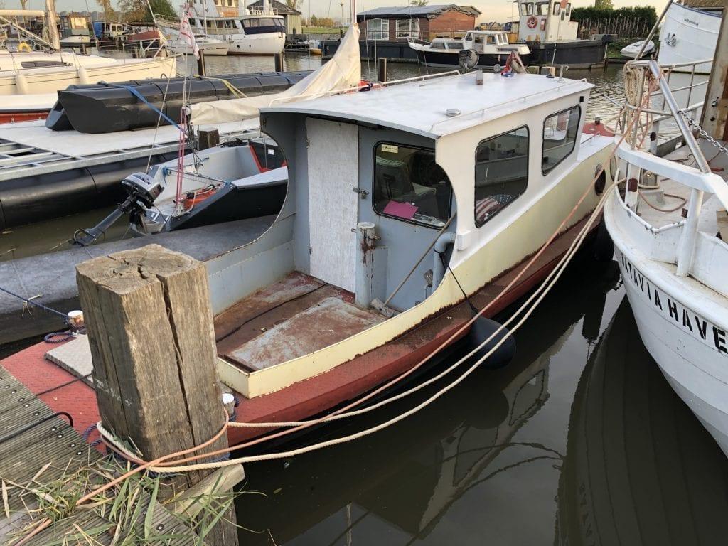 Het tweede bootje