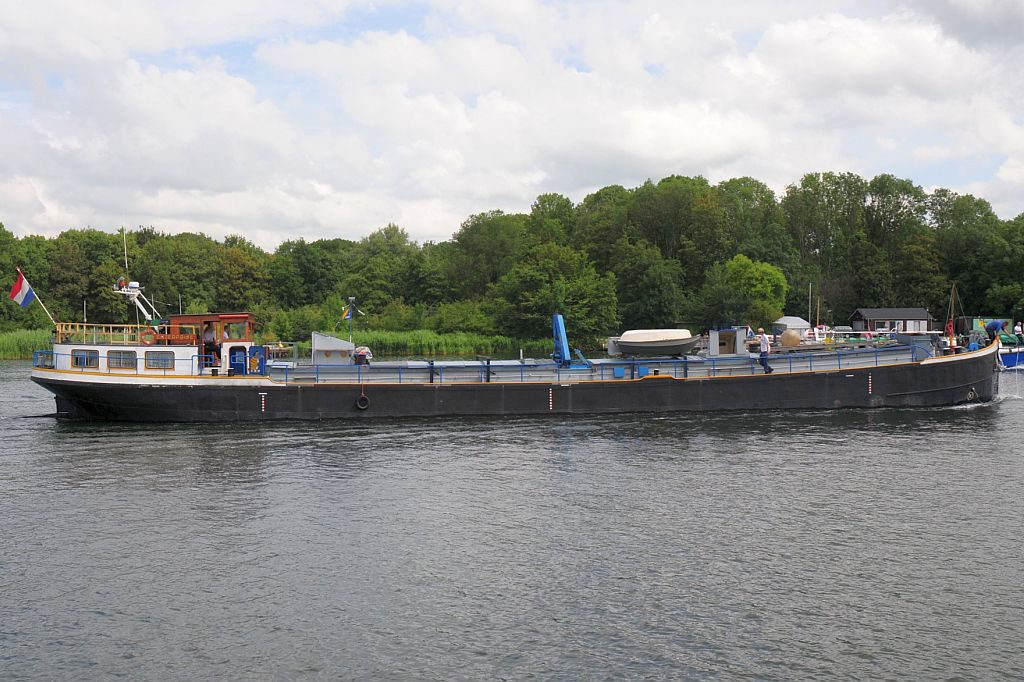 De Entreprise van het Zeekadetkorps Den Haag
