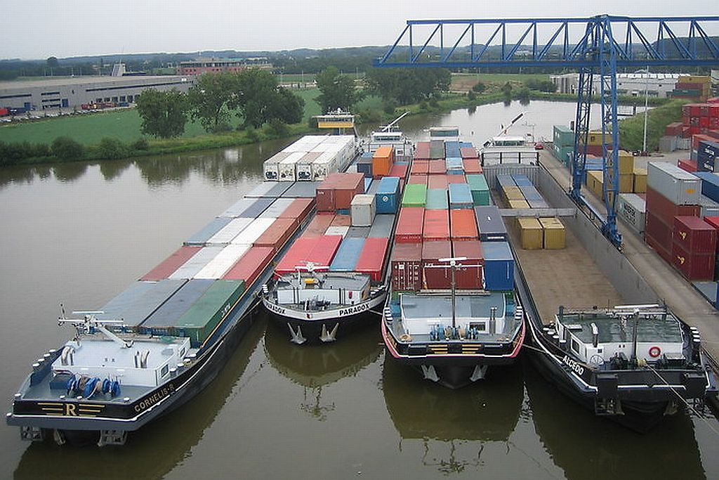 Harmen Engel heeft op drie van deze vier schepen gevaren.