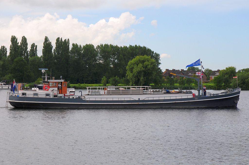 De Paxvan het Zeekadetkorp Arnhem