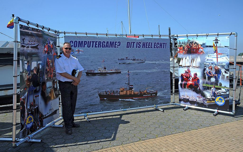 Korpsleiding Zeekadetkorps Rotterdam